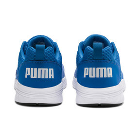 Thumbnail 3 of NRGY Comet Running Shoes, Indigo Bunting-Puma White, medium