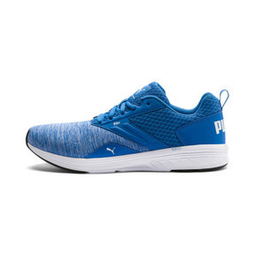 Thumbnail 1 of NRGY Comet Running Shoes, Indigo Bunting-Puma White, medium