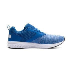 Thumbnail 5 of NRGY Comet Running Shoes, Indigo Bunting-Puma White, medium