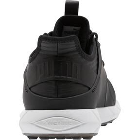 Thumbnail 3 of IGNITE PWRSPORT Men's Golf Shoes, Black-Silver, medium