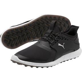 Thumbnail 2 of IGNITE PWRSPORT Men's Golf Shoes, Black-Silver, medium
