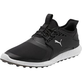 Thumbnail 1 of IGNITE PWRSPORT Men's Golf Shoes, Black-Silver, medium