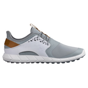 Thumbnail 3 of IGNITE PWRSPORT Men's Golf Shoes, Quarry-Gold-White, medium