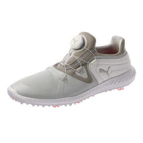 Thumbnail 1 of IGNITE Blaze Sport DISC Women's Golf Shoes, Gray Violet-White, medium