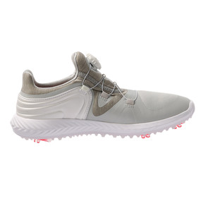 Thumbnail 3 of IGNITE Blaze Sport DISC Women's Golf Shoes, Gray Violet-White, medium