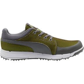 Thumbnail 4 of GRIP Sport Tech Men's Golf Shoes, QUIET SHADE-QUIET SHADE-Lime, medium