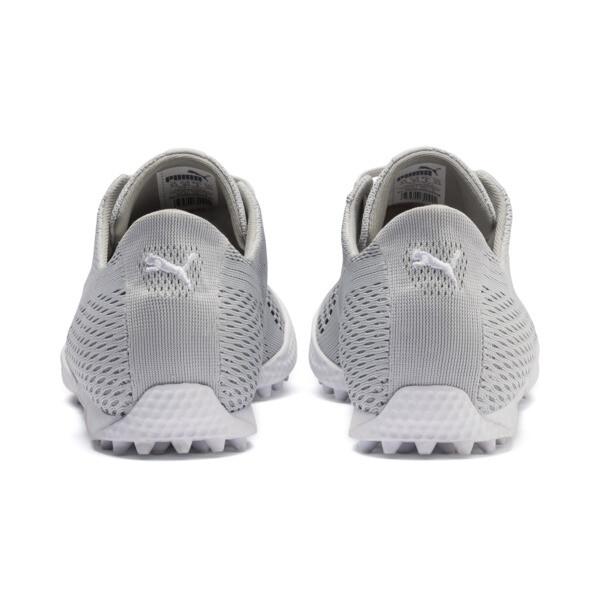 Monolite Cat Woven Women's Golf Shoes, Glacier Gray-Glacier Gray, large