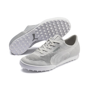 Thumbnail 2 of Monolite Cat Woven Women's Golf Shoes, Glacier Gray-Glacier Gray, medium