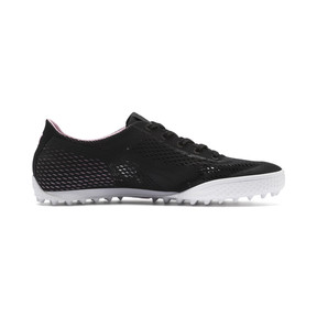 Thumbnail 5 of Monolite Cat Woven Women's Golf Shoes, Puma Black-Pale Pink, medium
