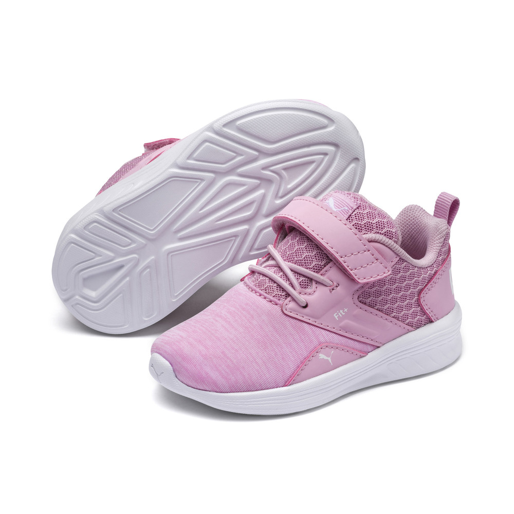 Image PUMA NRGY Comet PreSchool Running Shoes #2
