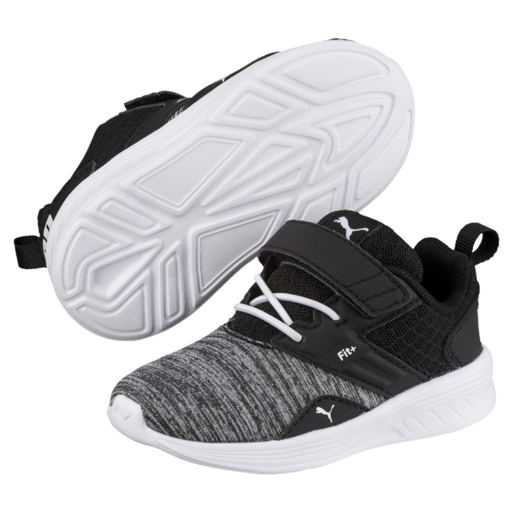 Image PUMA NRGY Comet Baby Running Shoes #2