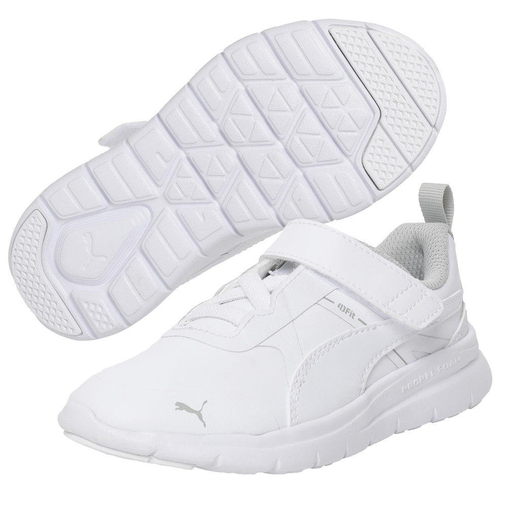 Image PUMA Flex Essential PreSchool Running Shoes #2
