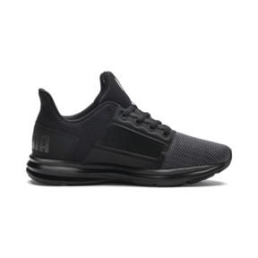 Thumbnail 5 of Enzo Street JR Sneakers, Puma Black-Iron Gate, medium