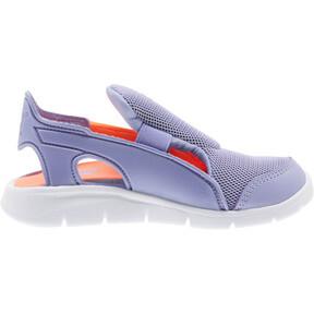 Thumbnail 3 of Bao 3 Open Little Kids' Shoes, Sweet Lavender-Fluo Peach, medium