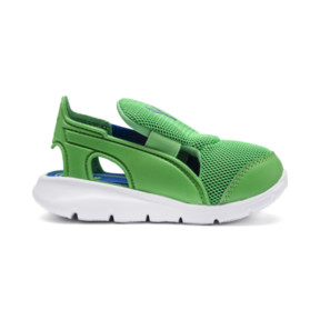 Thumbnail 5 of PUMA Bao 3 Open Toddler Shoes, Surf The Web-Irish Green, medium
