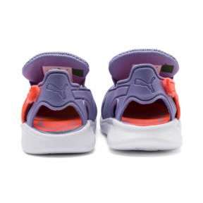 Thumbnail 4 of PUMA Bao 3 Open Shoes INF, Sweet Lavender-Fluo Peach, medium