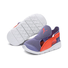 Thumbnail 2 of PUMA Bao 3 Open Shoes INF, Sweet Lavender-Fluo Peach, medium