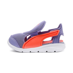 Thumbnail 1 of PUMA Bao 3 Open Shoes INF, Sweet Lavender-Fluo Peach, medium