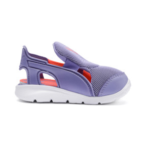 Thumbnail 5 of PUMA Bao 3 Open Shoes INF, Sweet Lavender-Fluo Peach, medium
