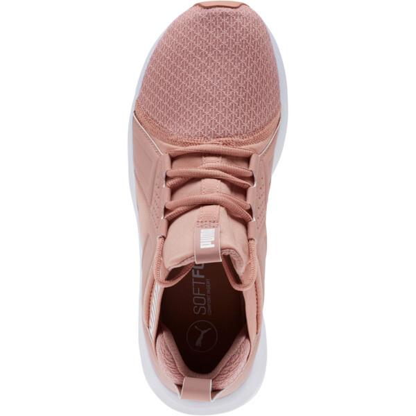 Zenvo Women's Training Shoes, Cameo Brown-Puma White, large