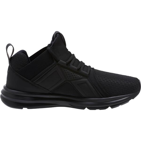 Zenvo Women's Training Shoes, Puma Black-Puma Black, large