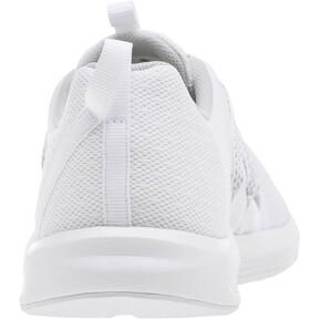 Thumbnail 4 of Prowl Alt Knit Mesh Women's Running Shoes, Puma White-Metallic Beige, medium