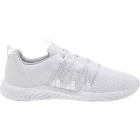 Thumbnail 3 of Prowl Alt Knit Mesh Women's Running Shoes, Puma White-Metallic Beige, medium