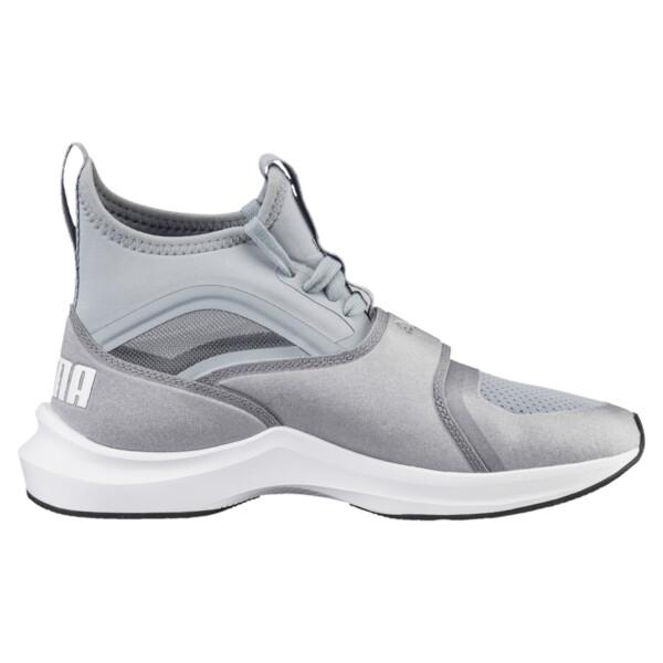 Phenom Women's Training Shoes, Quarry-Puma White, large