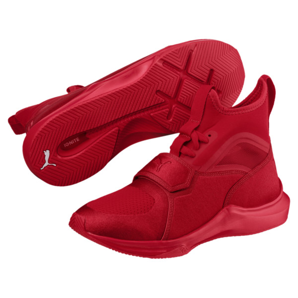 Phenom Women's Training Shoes, Ribbon Red, large