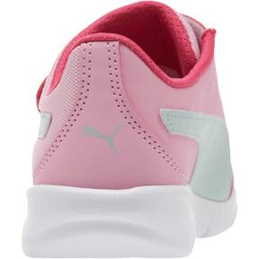 Thumbnail 4 of PUMA Bao 3 AC Little Kids' Shoes, Pale Pink-Fair Aqua-Purple, medium