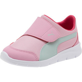 Thumbnail 1 of PUMA Bao 3 AC Little Kids' Shoes, Pale Pink-Fair Aqua-Purple, medium