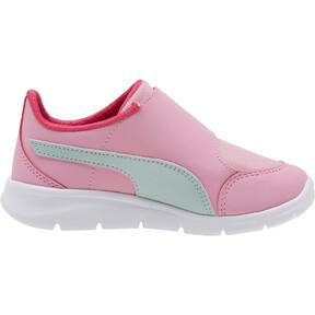 Thumbnail 3 of PUMA Bao 3 AC Little Kids' Shoes, Pale Pink-Fair Aqua-Purple, medium