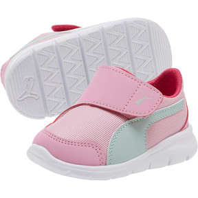 Thumbnail 2 of PUMA Bao 3 AC Sneakers INF, Pale Pink-Fair Aqua-Purple, medium