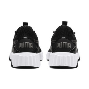 Thumbnail 4 of Defy Women's Trainers, Puma Black-Puma White, medium