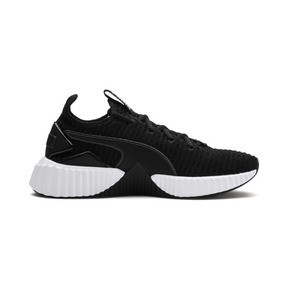 Thumbnail 5 of Defy Women's Trainers, Puma Black-Puma White, medium