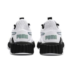 Thumbnail 4 of Defy Women's Training Shoes, Puma White-Puma Black, medium