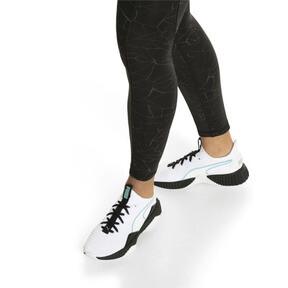 Thumbnail 8 of Defy Women's Training Shoes, Puma White-Puma Black, medium