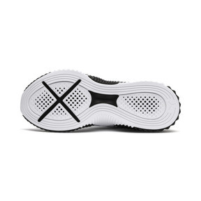 Thumbnail 3 of Basket Defy pour femme, Puma White-Puma Black, medium