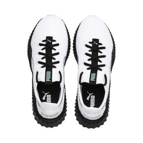 Thumbnail 7 of Defy Women's Trainers, Puma White-Puma Black, medium
