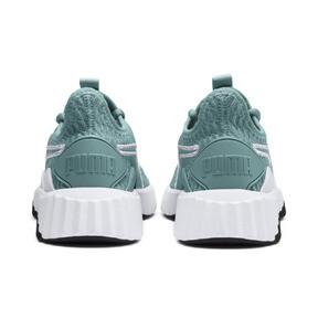 Thumbnail 4 of Defy Women's Sneakers, Aquifer-Puma White, medium