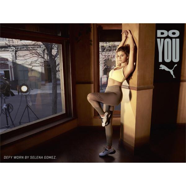 Defy Women's Training Shoes, Aquifer-Puma White, large
