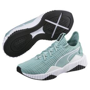 Thumbnail 2 of Defy Women's Training Shoes, Aquifer-Puma White, medium