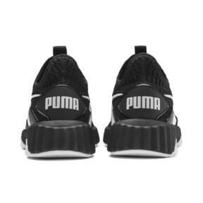 Thumbnail 4 of Defy Damen Sneaker, Puma Black-Puma White - 2, medium