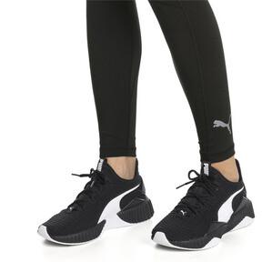 Thumbnail 2 of Defy Damen Sneaker, Puma Black-Puma White - 2, medium
