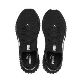 Thumbnail 7 of Defy Damen Sneaker, Puma Black-Puma White - 2, medium