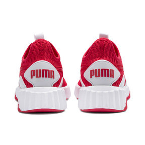 Thumbnail 3 of Defy Damen Sneaker, Hibiscus -Puma White, medium