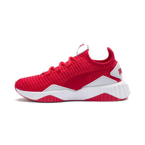 Thumbnail 1 of Defy Women's Trainers, Hibiscus -Puma White, medium
