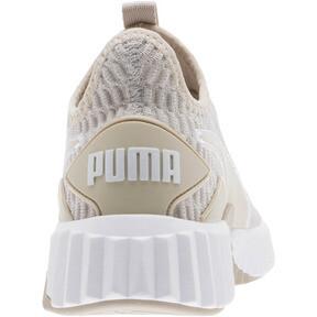 Thumbnail 3 of Defy Women's Sneakers, Silver Gray-Puma White, medium