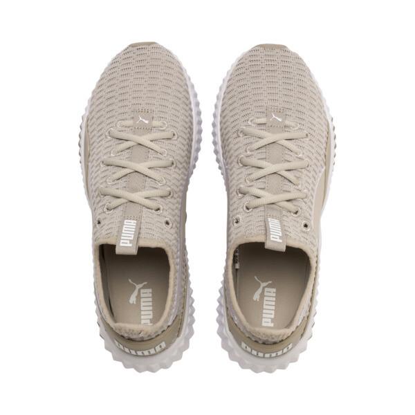 Defy Damen Sneaker, Silver Gray-Puma White, large