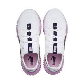 Thumbnail 6 of Defy Women's Sneakers, Puma White-Pale Pink, medium